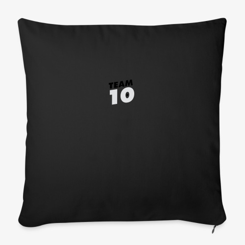 tee - Sofa pillowcase 17,3'' x 17,3'' (45 x 45 cm)
