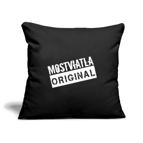 Mostviatla Original - Sofakissenbezug 44 x 44 cm