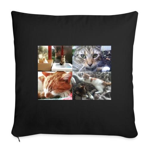 buttontaco3 png - Sofa pillowcase 17,3'' x 17,3'' (45 x 45 cm)