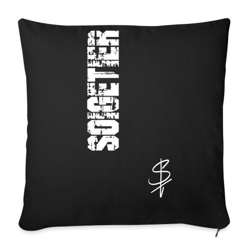 logo st - Sofakissenbezug 44 x 44 cm