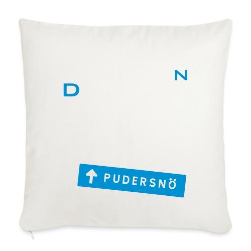 pudersn_2vari - Sohvatyynyn päällinen 45 x 45 cm