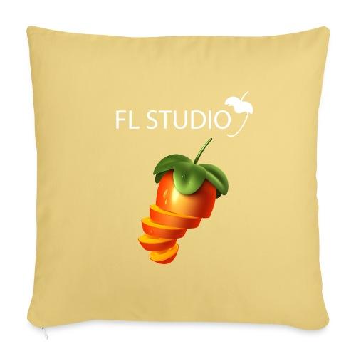 Sliced Sweaty Fruit - Sofa pillowcase 17,3'' x 17,3'' (45 x 45 cm)