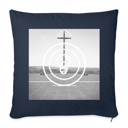 Time For Reflection - Sofa pillow cover 44 x 44 cm