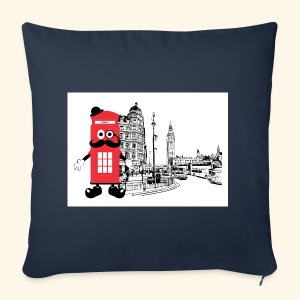 Londi London (Design No 6) - Sofa pillow cover 44 x 44 cm