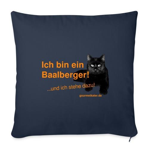 Statement Baalberge - Sofakissenbezug 44 x 44 cm