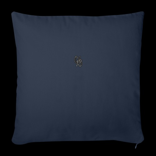 con safos with respect - Sofa pillow cover 44 x 44 cm