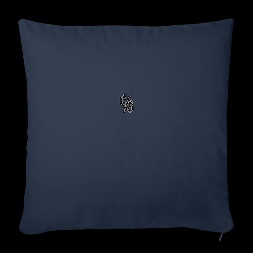 con safos with respect - Sofa pillow cover 44 x 44 cm