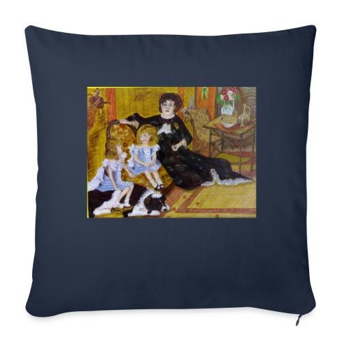 MADAME_CHARPENTIER - Copricuscino per divano, 44 x 44 cm