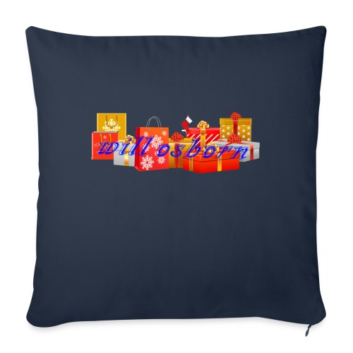 will osborn Christmas Gifts - Sofa pillow cover 44 x 44 cm