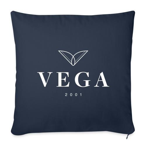 VEGA logo - Pudebetræk 44 x 44 cm