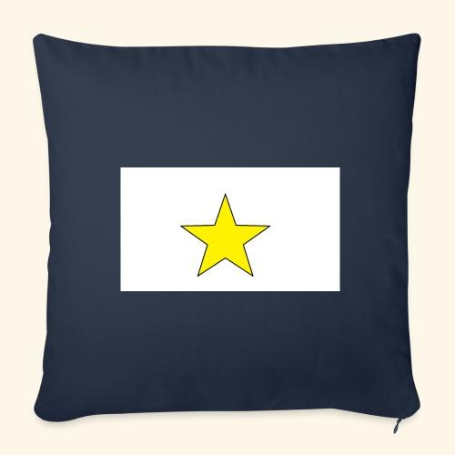 Star - Soffkuddsöverdrag, 44 x 44 cm