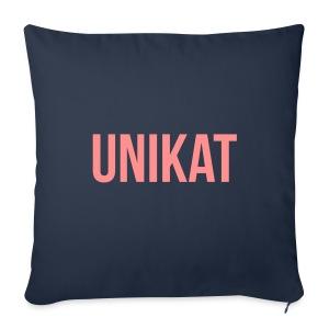 Unikat - Sofakissenbezug 44 x 44 cm