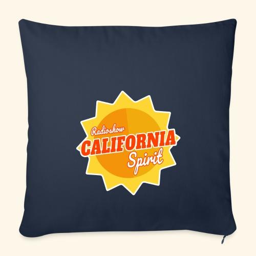 California Spirit Radioshow - Housse de coussin décorative 44x 44cm