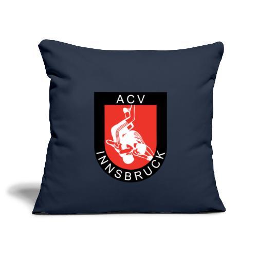 AC Vollkraft Logo - Sofakissenbezug 44 x 44 cm