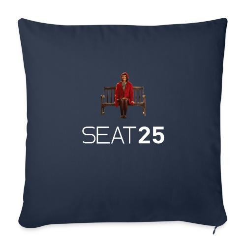 Faye on Logo - Sofa pillow cover 44 x 44 cm