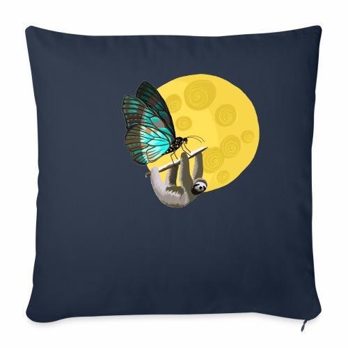 Fly me to the moon - Sofakissenbezug 44 x 44 cm