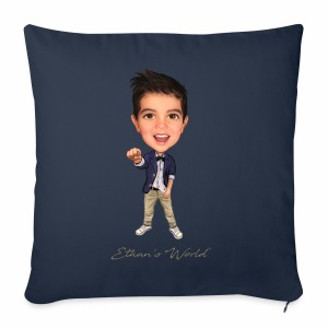 Ethan's World - Sofa pillow cover 44 x 44 cm