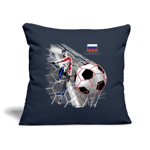 GP22F-04 RUSSIAN FOOTBALL TEXTILES AND GIFTS - Sohvatyynyn päällinen 44 x 44 cm