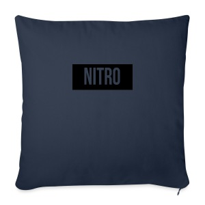 Nitro Merch - Sofa pillow cover 44 x 44 cm