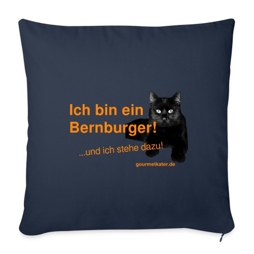 Statement Bernburg - Sofakissenbezug 44 x 44 cm