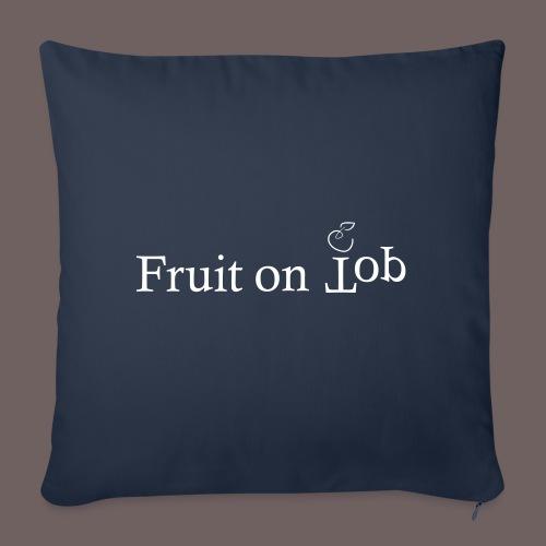 GBIGBO zjebeezjeboo - Fleur - Fruit [FlexPrint] - Housse de coussin décorative 45x 45cm