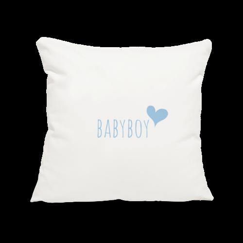 babyboy - Sofakissenbezug 44 x 44 cm