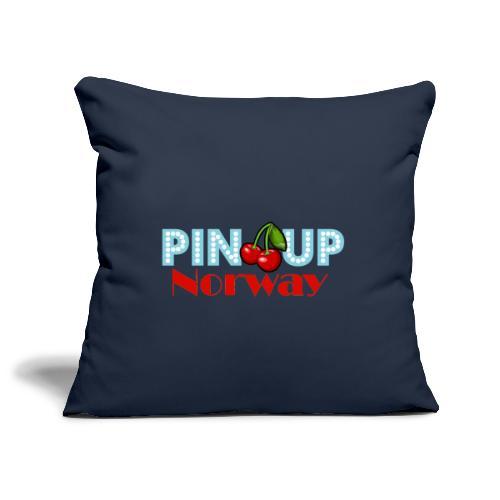Pinup Norway Fan Club - Sofaputetrekk 45 x 45 cm