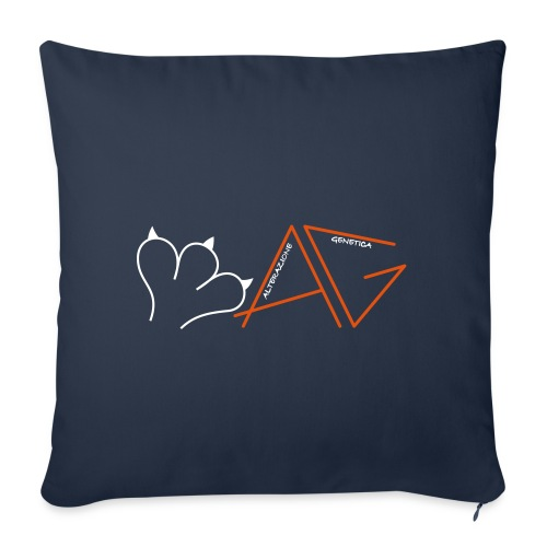 Alterazione Genetica - Copricuscino per divano, 44 x 44 cm