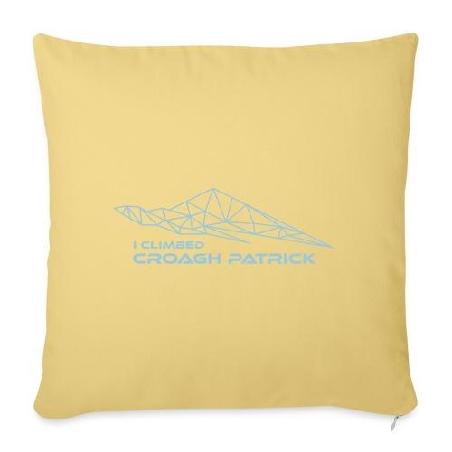 I climbed Croagh Patrick Geometric Design - Sofa pillowcase 17,3'' x 17,3'' (45 x 45 cm)