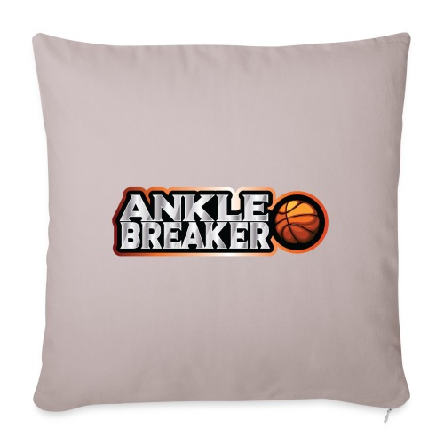 Ankle Breaker for real streetball players - Sofa pillowcase 17,3'' x 17,3'' (45 x 45 cm)
