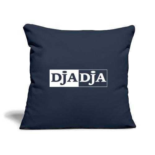DjaDja - Housse de coussin décorative 45x 45cm