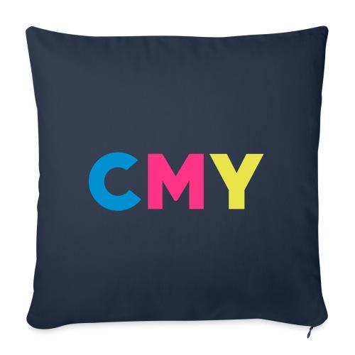 CMYK - Sierkussenhoes, 45 x 45 cm