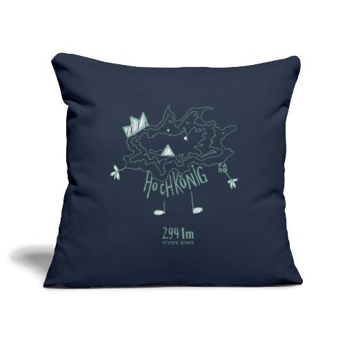 The Hochkoenig Monster - Sofa pillowcase 17,3'' x 17,3'' (45 x 45 cm)