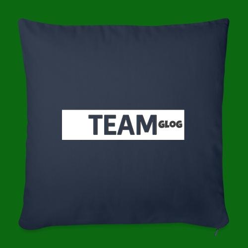 Team Glog - Sofa pillowcase 17,3'' x 17,3'' (45 x 45 cm)