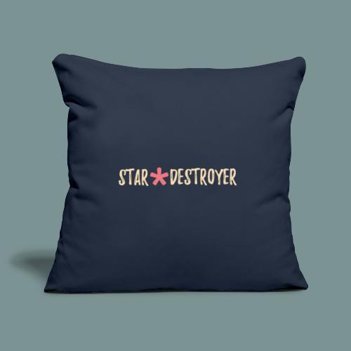Star Destroyer - Sierkussenhoes, 45 x 45 cm