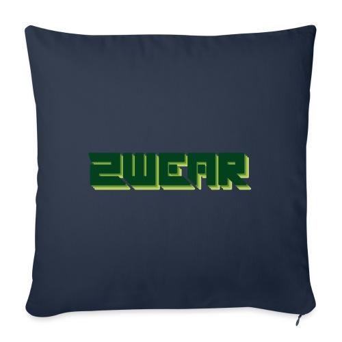 √ 2wear box logo - Pudebetræk 45 x 45 cm