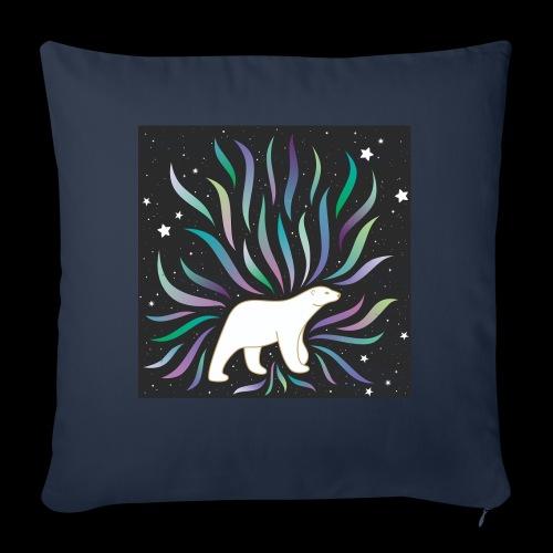 polar ours - Housse de coussin décorative 45x 45cm