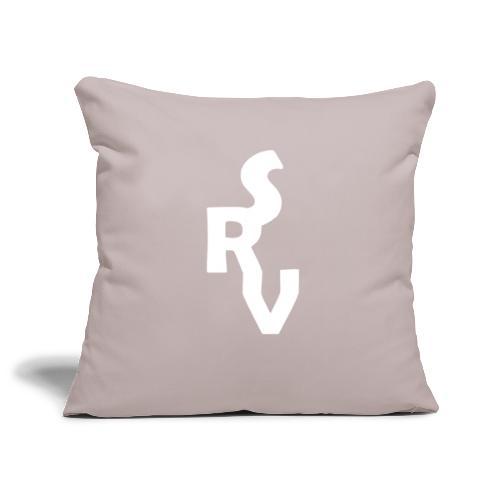 RSV - Housse de coussin décorative 45x 45cm