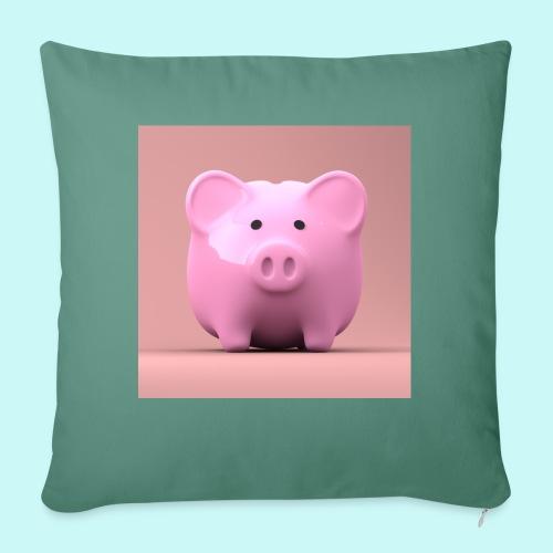piggy - Sofa pillowcase 17,3'' x 17,3'' (45 x 45 cm)
