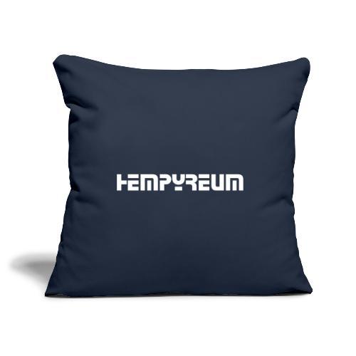 hempyreum - Sofa pillowcase 17,3'' x 17,3'' (45 x 45 cm)