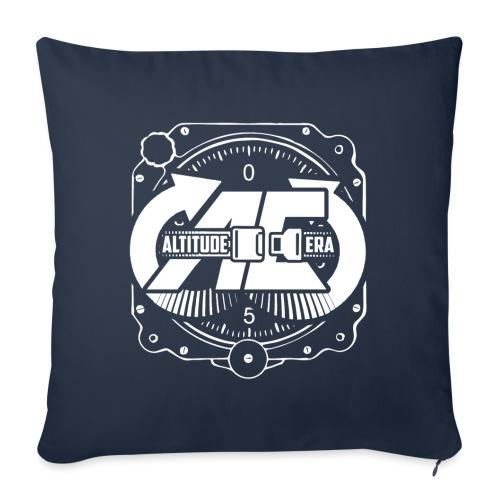 Altitude Era Altimeter Logo - Sofa pillowcase 17,3'' x 17,3'' (45 x 45 cm)