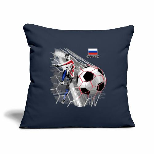 GP22F-04 RUSSIAN FOOTBALL TEXTILES AND GIFTS - Sohvatyynyn päällinen 45 x 45 cm