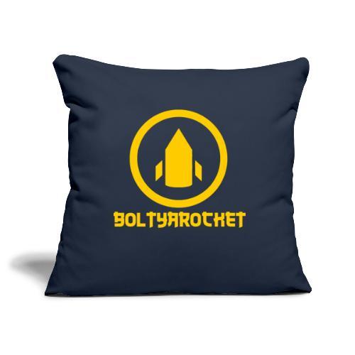 Bolt Ya Rocket - Sofa pillowcase 17,3'' x 17,3'' (45 x 45 cm)