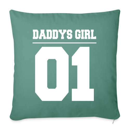 Daddys Girl 01 - Sofakissenbezug 44 x 44 cm
