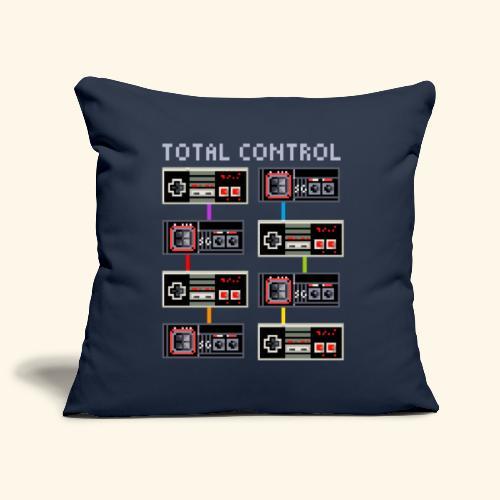 TOTAL CONTROL - Copricuscino per divano, 45 x 45 cm
