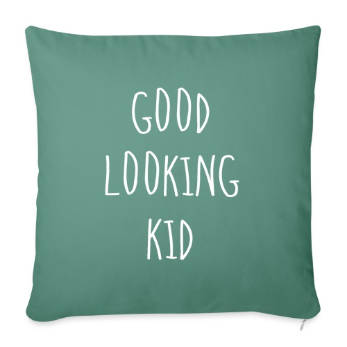 Good looking kid Vater und Kind Partnerlook - Sofakissenbezug 44 x 44 cm