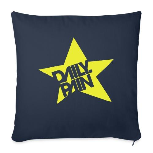 daily pain star - Poszewka na poduszkę 45 x 45 cm