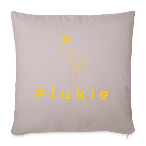 Original on Transparent - Sofa pillowcase 17,3'' x 17,3'' (45 x 45 cm)