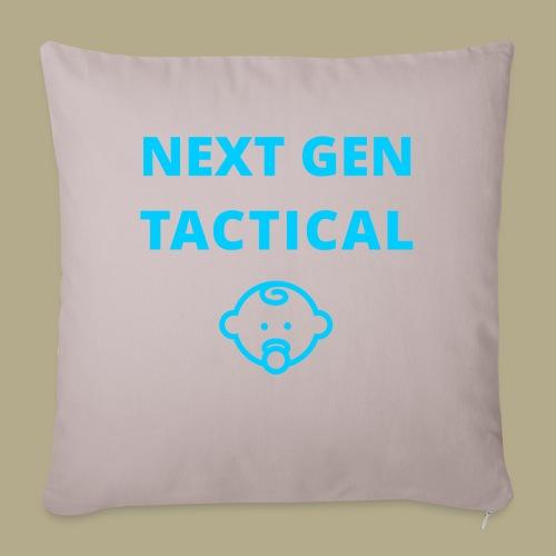 Tactical Baby Boy - Sierkussenhoes, 45 x 45 cm