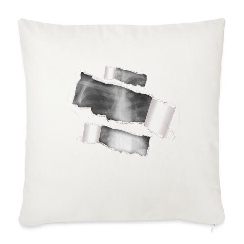 Chest X-Ray - Copricuscino per divano, 45 x 45 cm